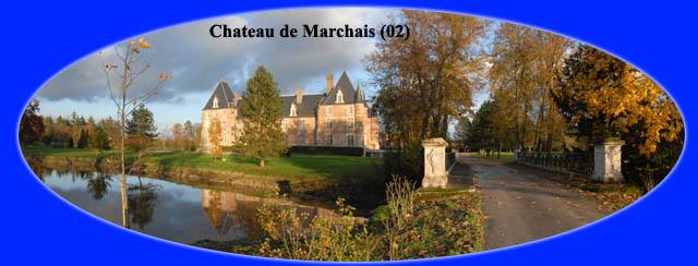 Les plus beaux chateaux de l 39 aisne 02 for Marchais 02