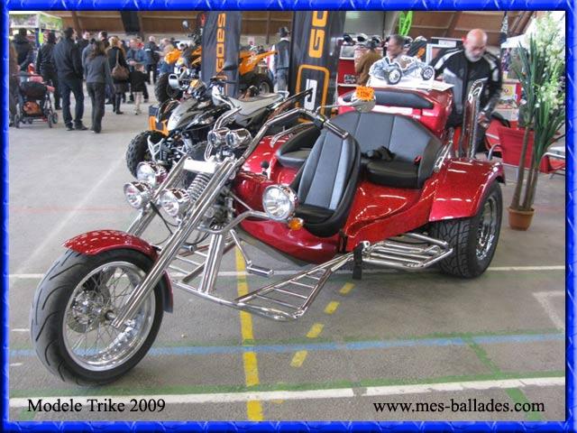 Le salon regional de la moto et du quad a charleville for Salon pecquencourt