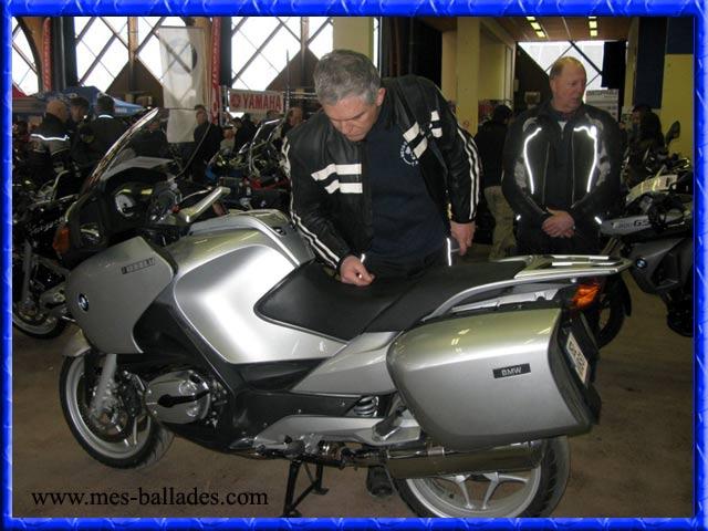 Le salon regional de la moto et du quad a charleville for Moto dans le salon