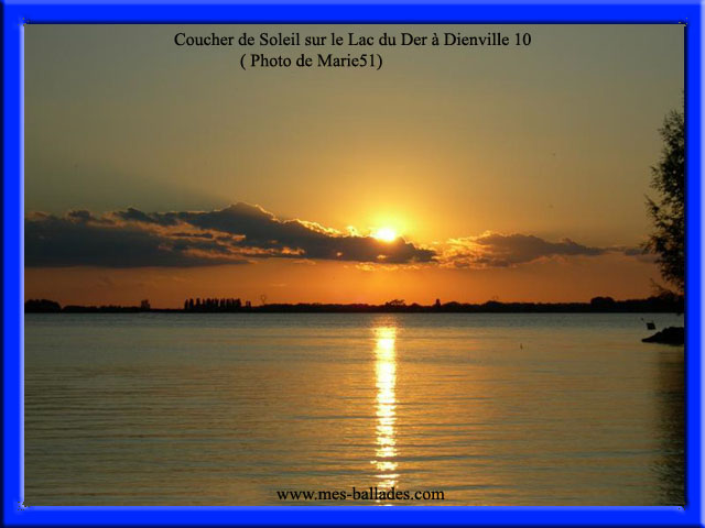 Le parc naturel regional de la foret d 39 orient dans l 39 aube - L heure du coucher du soleil aujourd hui ...