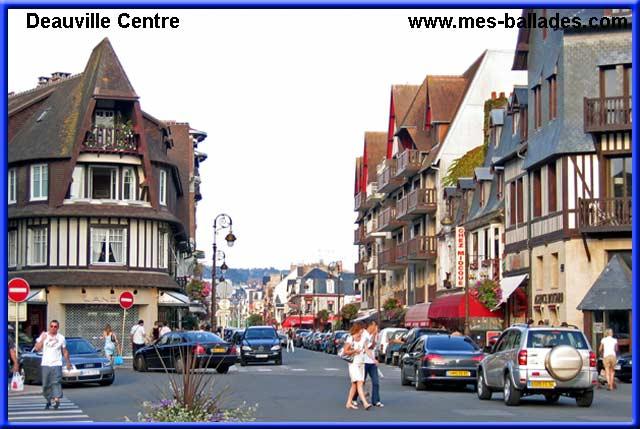 La belle ville de deauville 14800 - Office du tourisme de deauville trouville ...