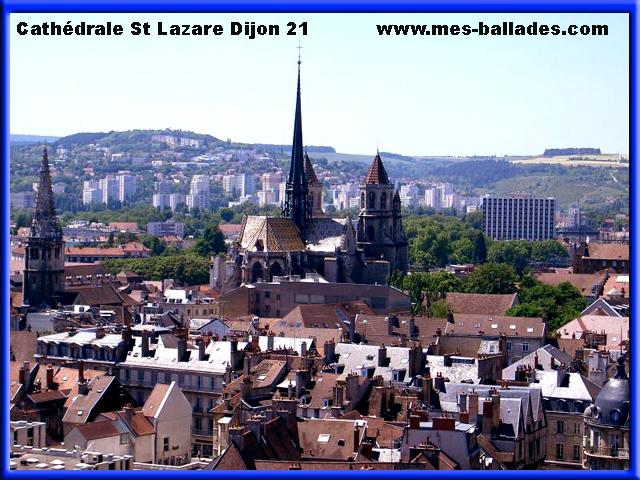 Dijon France  city photos gallery : Vous pourrez aussi découvrir le cloitre de l'ancien couvent des ...