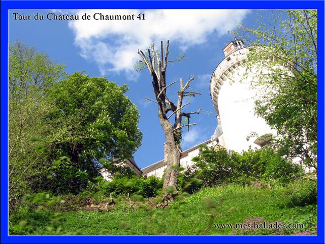 Le chateau de chaumont sur loire a chaumont sur loire 41150 - Chateau de chaumont sur loire jardin ...