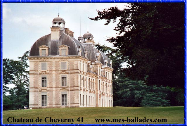 le chateau de cheverny a cheverny 41700. Black Bedroom Furniture Sets. Home Design Ideas