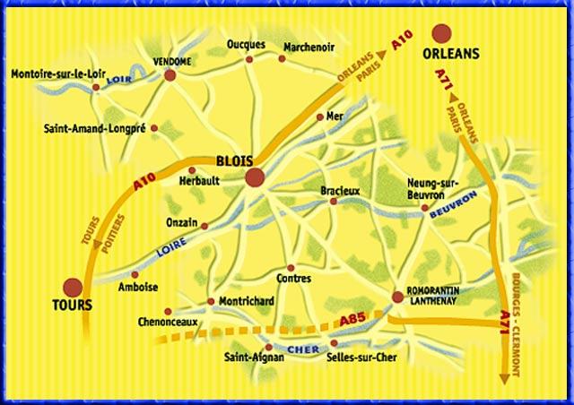 le chateau royal de blois a blois 41000