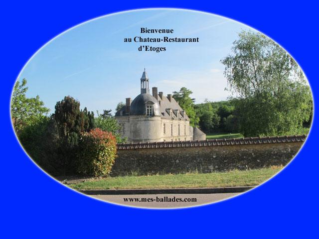 Le Chateau D U0026 39 Etoges A Etoges 51270