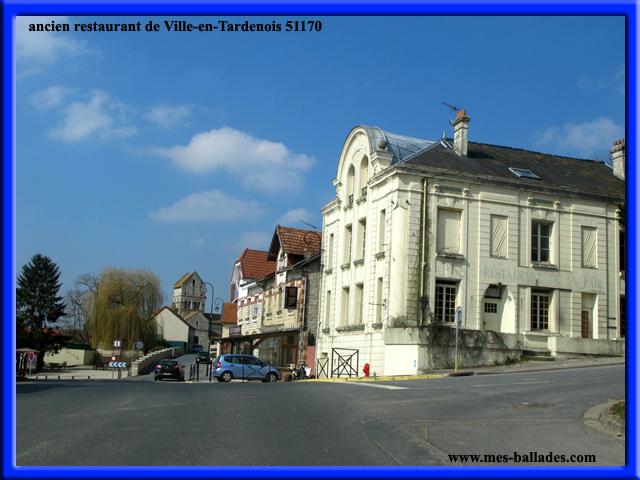 Restaurant Ville En Tardenois