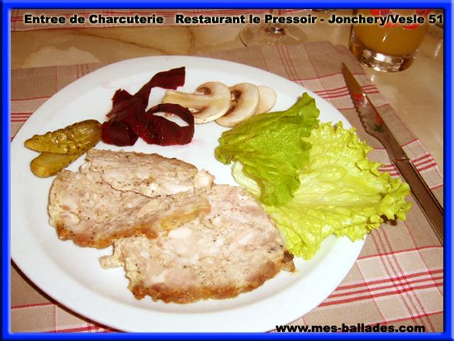 Jonchery sur vesle dans la marne 51140 for Le pressoir restaurant