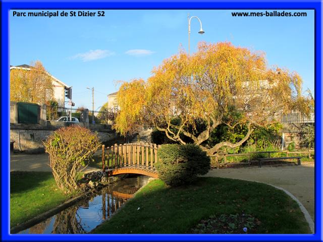 La ville de saint dizier en haute marne sous le soleil 52100 for Parc du jard saint dizier