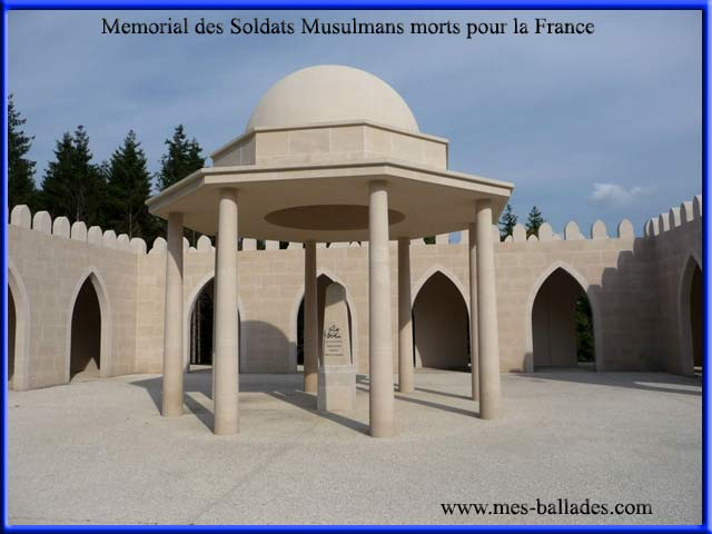 tombes soldats morts pour la france
