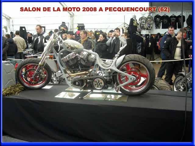 Le salon de la moto 2008 a pecquencourt 59146 for Salon de pecquencourt