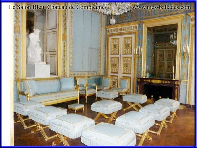 Le chateau de compiegne 60200 for Salon 2000 compiegne