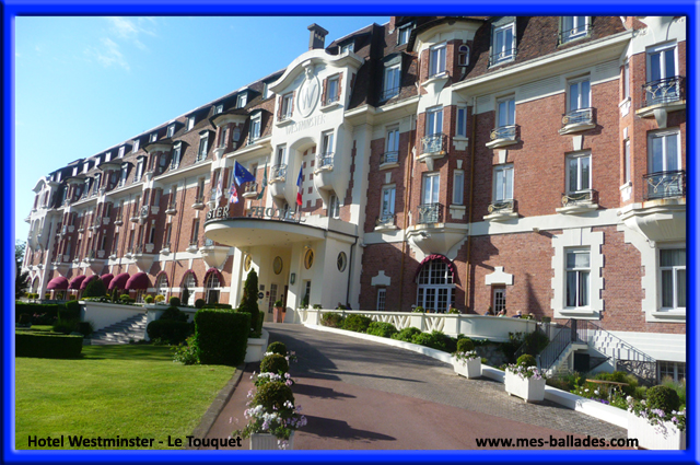 Photos de westminster h tel spa le touquet 62520 for Hotels le touquet