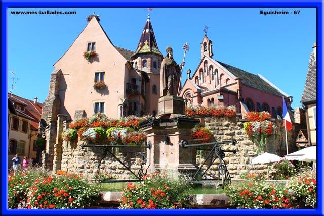 Les Plus Jolies Villes Villages D Alsacce