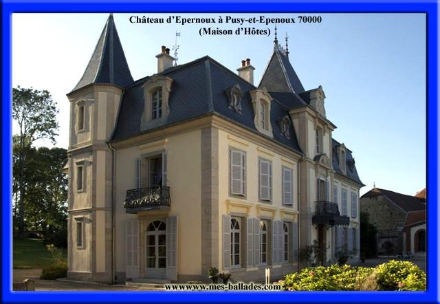 château de Melin Haute-Saône Château de la Rochelle