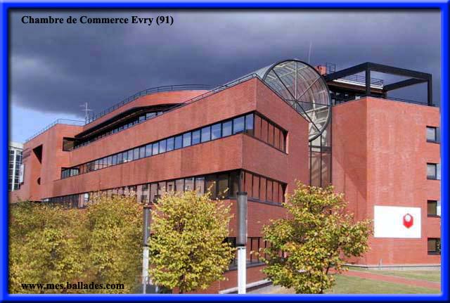 La ville d 39 evry dans l 39 essonne 91000 - Chambre du commerce evry ...