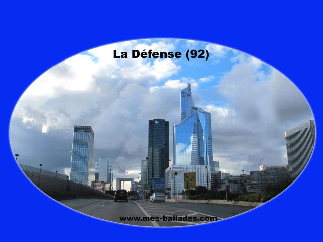 Les tours de la defense dans les hauts de seine 92 for 92 haute seine