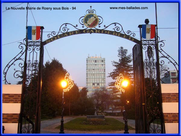 mairiederosnysousboisjpg ~ Mairie De Rosny Sous Bois