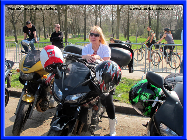 rencontre motard paris