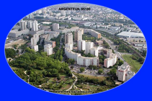 La ville d 39 argenteuil dans le val d 39 oise 95100 for Imag fer forget argenteuil