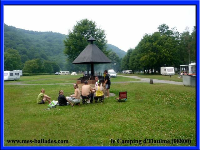 Le Camping De Haulme Br A Haulme Br 08800 Br Dans Les Ardennes