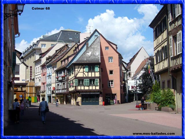 au coeur de colmar 68000 en alsace. Black Bedroom Furniture Sets. Home Design Ideas