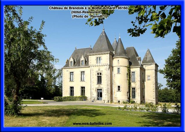 Les Plus Beaux Chateaux Br De La Vendee Br 85